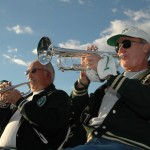 MSU Alumni Band Homecoming Parade 2011