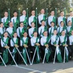 2012 SMB Color Guard at BWW Bowl 2