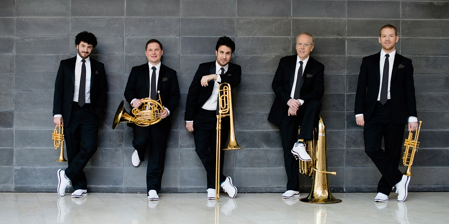 Free Master Class with Canadian Brass – Friday, December 2, 4:30-5:30 p.m. @ Fairchild