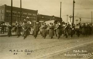 MAC band, 1912