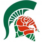 MSU Rose Bowl Logo
