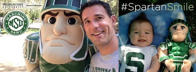 Submit your #SpartanSmile Photo Entries for the JSU Game by August 24