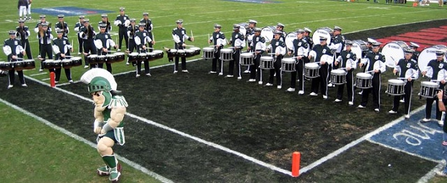 2014 Drumline Help Sessions begin on Thursday, January 9