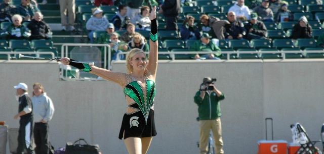 Announcing Feature Twirler Opening for Fall 2013