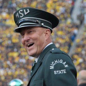 Spartan Alumni Drum Majors Organize Campaign to Endow Glen Brough Leadership Award