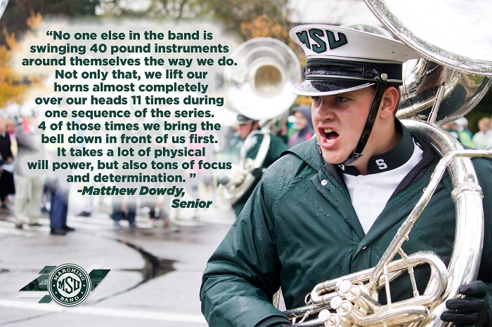 2018   Spartan Marching Band