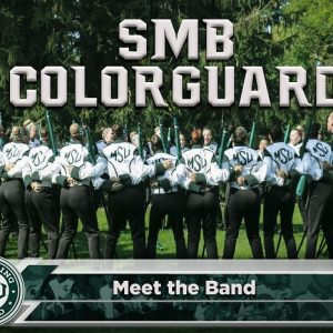 Meet the Band: Color Guard