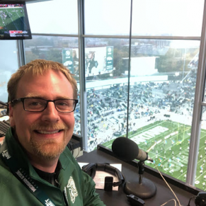 Meet the 2019 SMB: Peter Clay, Voice of the Band